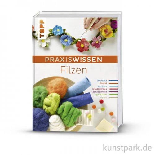 Praxiswissen Filzen, Topp Verlag