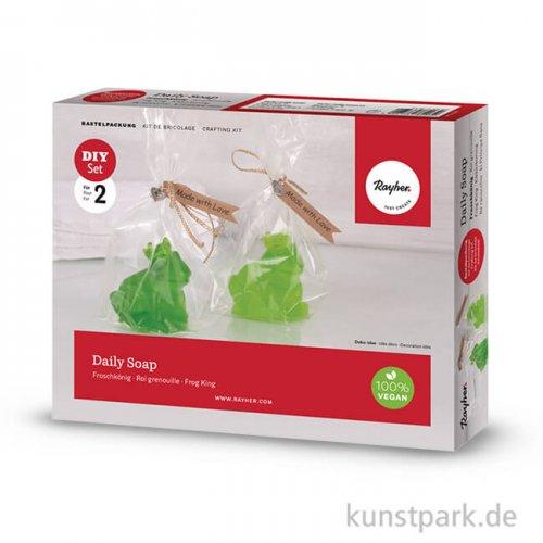 Rayher Daily Soap Set - Froschkönig