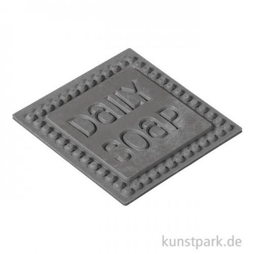 Seifenstempel - Daily Soap, 50x50 mm, 1 Stück
