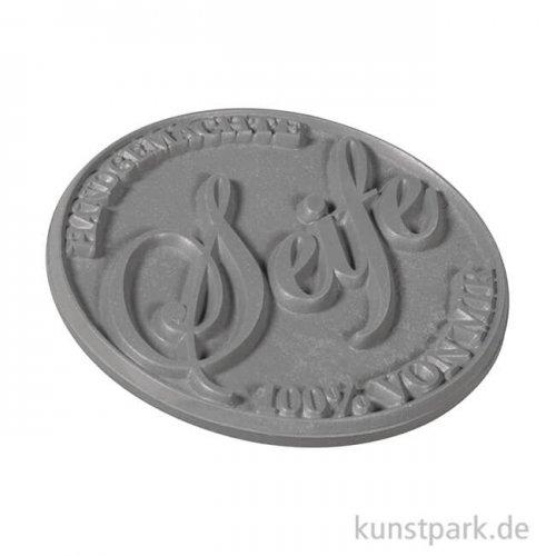 Seifenstempel - Handgemachte Seife - rund 45 mm, 1 Stück