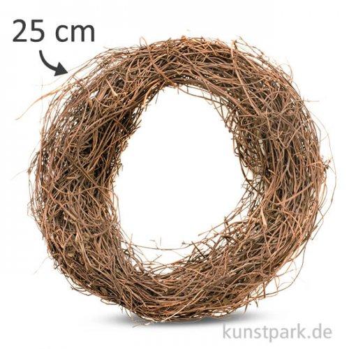 Rebkranz natur 25 cm