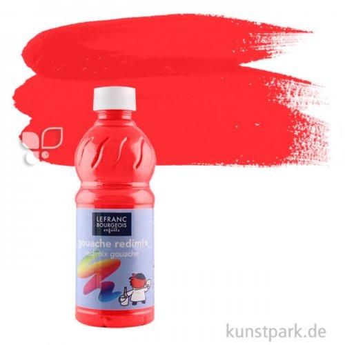 Redimix COLOR & Co. Gouache 500 ml   006 Primärrot