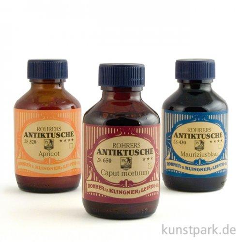 Rohrer & Klingner Antiktusche 100 ml