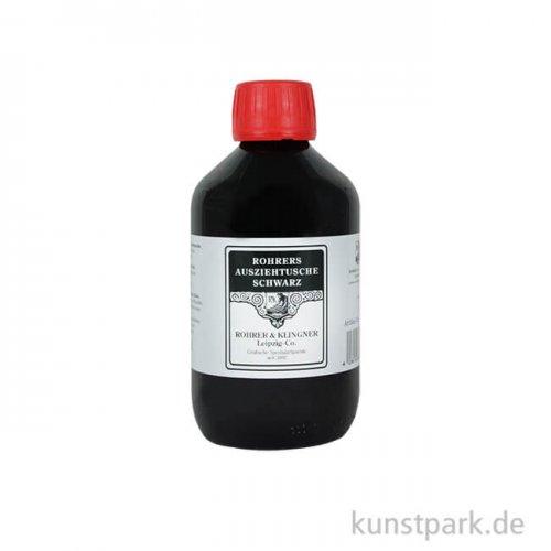 Rohrer & Klingner Ausziehtusche 50 ml | Schwarz