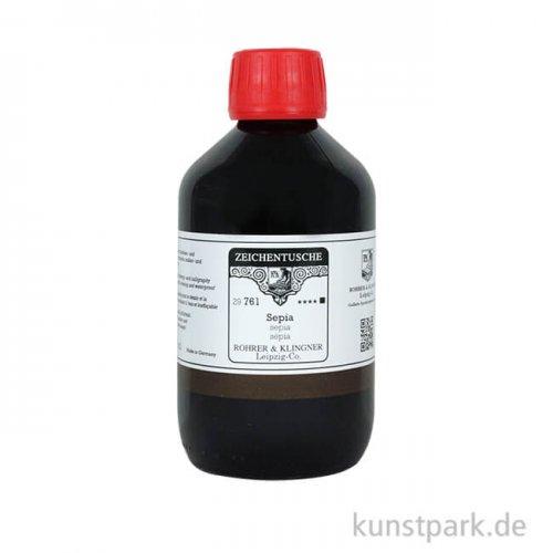 Rohrer & Klingner Ausziehtusche 50 ml | Sepia