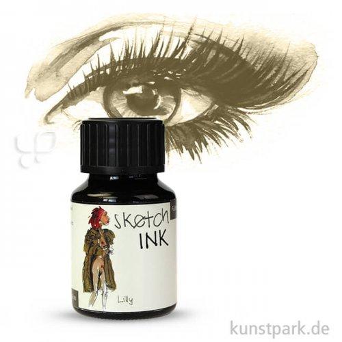 Rohrer & Klingner sketchINK 50 ml Einzelfarbe | Lilly