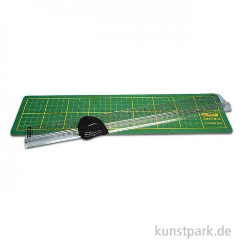 Rollenschneidegerät für Papier - 38x10 cm, mit Zubehör