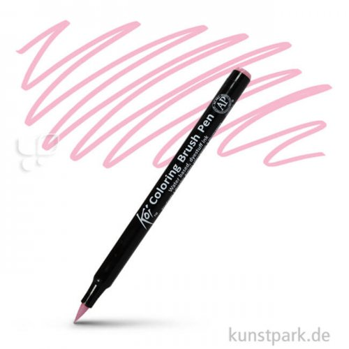 Sakura Koi Coloring Brush Pen Einzelstift   Pale Orange