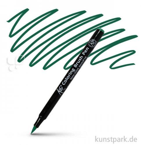 Sakura Koi Coloring Brush Pen Einzelstift   Viridian