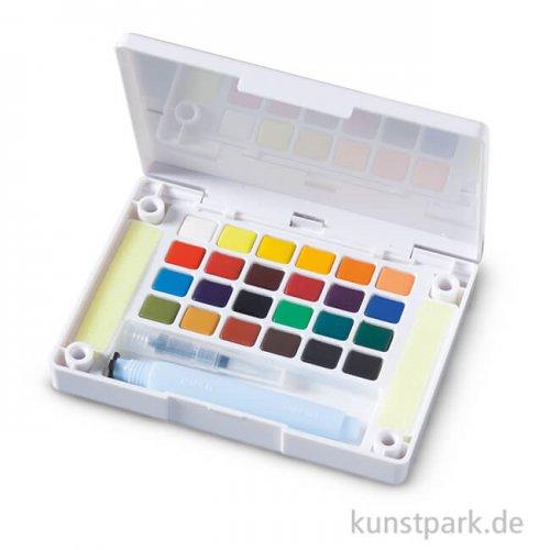 Sakura Koi Water Colors Sketchbox mit 24 Farben