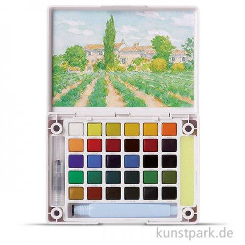 Sakura Koi Water Colors Sketchbox mit 30 Farben