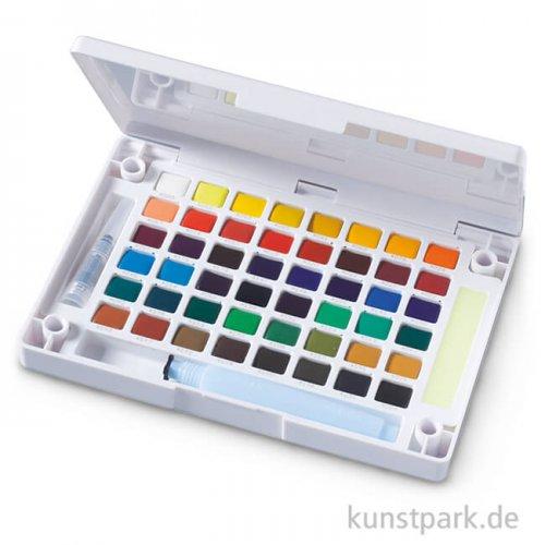 Sakura Koi Water Colors Sketchbox mit 48 Farben