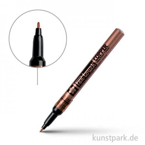 Sakura Pen-Touch fein Kupfer