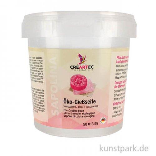 Sapolina - Öko-Seife zum Gießen, transparent