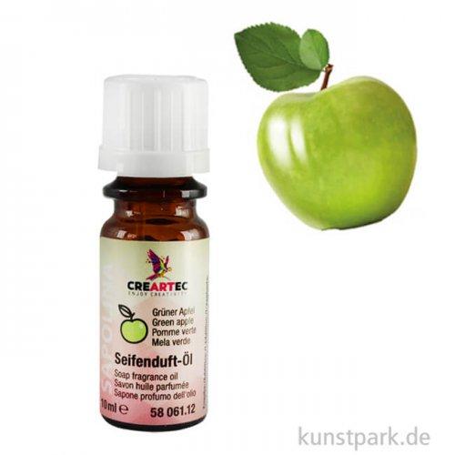 Sapolina - Seifenduft-Öl Green Apple, 10 ml