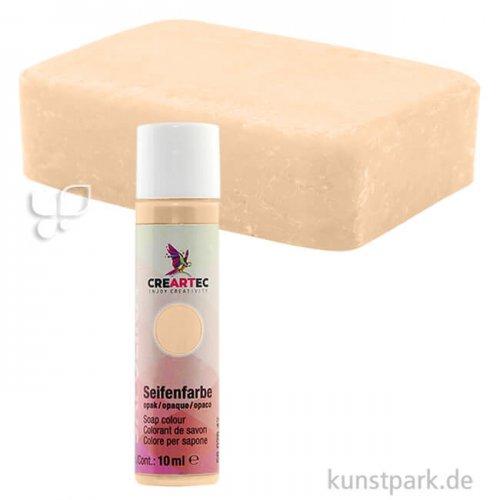 Sapolina - Seifenfarbe opak, 10 ml Einzelfarbe | Apricot