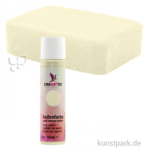 Sapolina - Seifenfarbe opak, 10 ml Einzelfarbe | Elfenbein