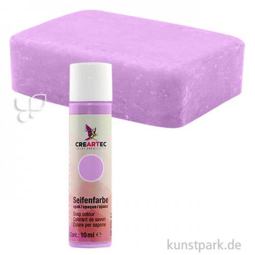 Sapolina - Seifenfarbe opak 10 ml Flasche | Lavendel