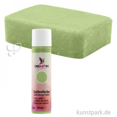 Sapolina - Seifenfarbe opak, 10 ml Einzelfarbe | Olivgrün