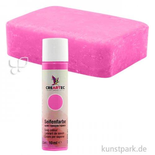 Sapolina - Seifenfarbe opak, 10 ml Einzelfarbe | Pink