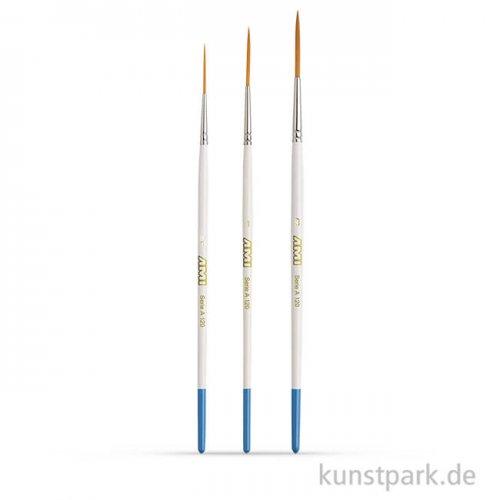 Schlepperpinselset A120, 3 Schlepperpinsel