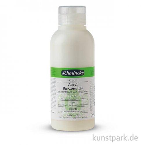 Schmincke Acryl Bindemittel 250 ml