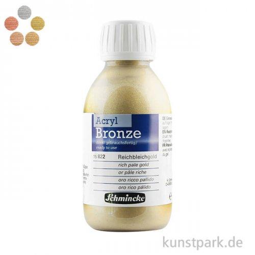 Schmincke Acryl-Bronzen 150 ml