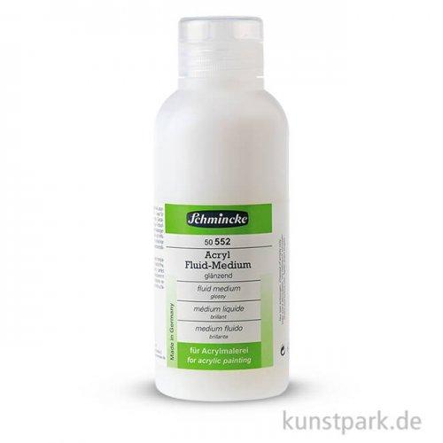 Schmincke Acryl Fluid Medium glänzend 250 ml