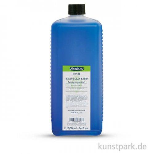 Schmincke AERO Clean Rapid Airbrushreinigung 1000 ml