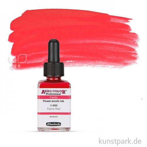 Schmincke AEROCOLOR Candy Colours 28 ml | Flame Red