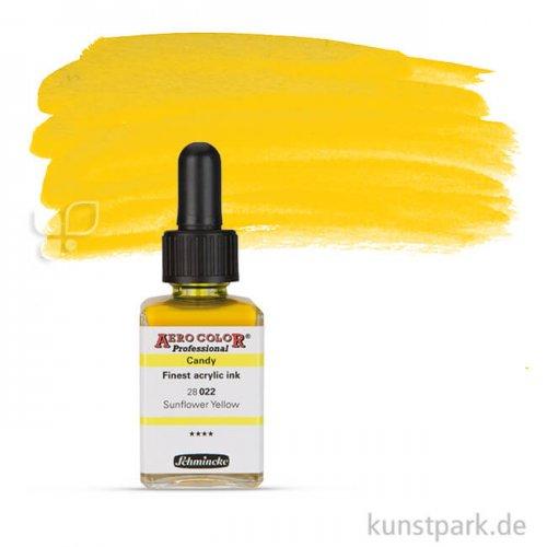 Schmincke AEROCOLOR Candy Colours 28 ml | Sunflower Yellow