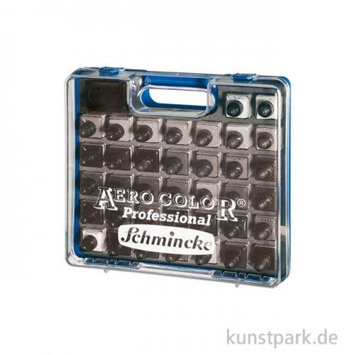 Schmincke AEROCOLOR - Leerkoffer für 37 Flaschen 28 ml