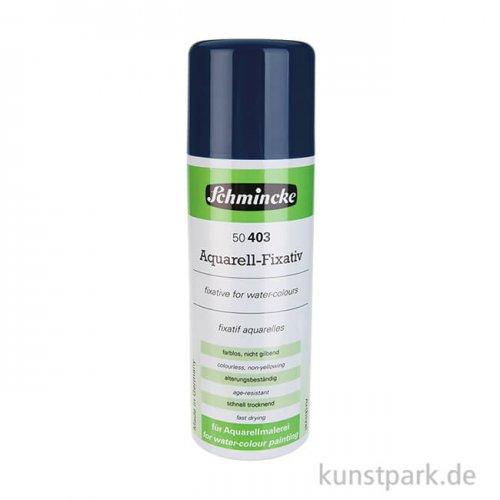 Schmincke Aerospray Aquarell Fixativ, 300 ml