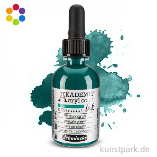 Schmincke AKADEMIE Acryl color Ink