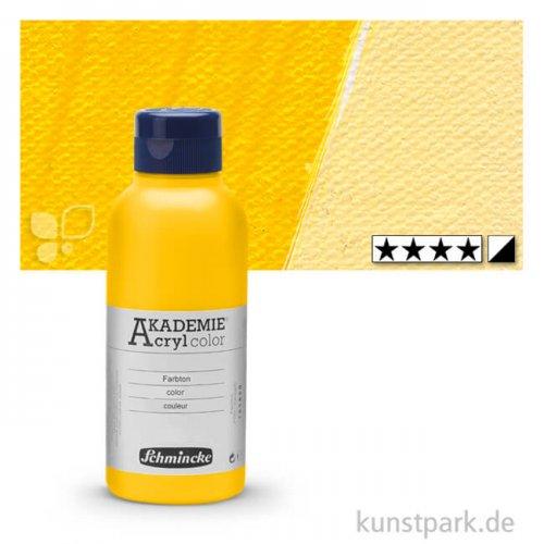 Schmincke AKADEMIE Acrylfarben 250 ml Flasche   223 Kadmiumgelbton