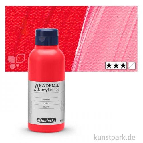 Schmincke AKADEMIE Acrylfarben 250 ml Flasche   333 Zinnoberrot
