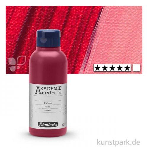 Schmincke AKADEMIE Acrylfarben 250 ml Flasche   343 Krappdunkel