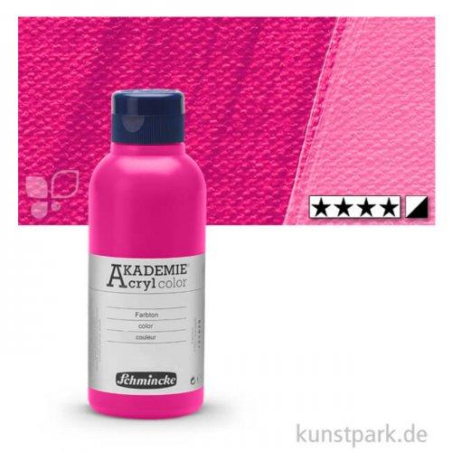 Schmincke AKADEMIE Acrylfarben 250 ml Flasche   344 Primär Magenta