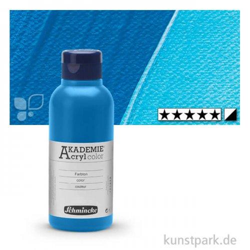 Schmincke AKADEMIE Acrylfarben 250 ml Flasche | 446 Primär Cyan