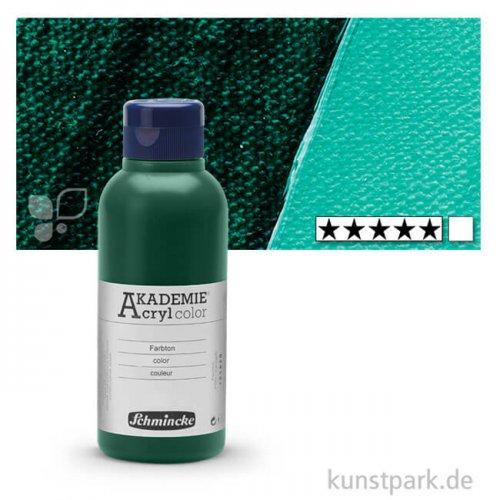 Schmincke AKADEMIE Acrylfarben 250 ml Flasche | 551 Phthalogrün