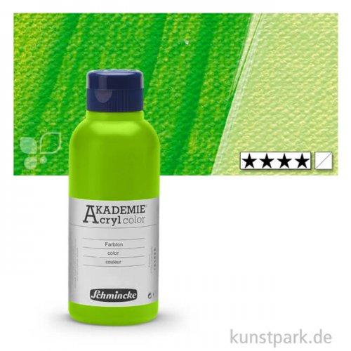 Schmincke AKADEMIE Acrylfarben 250 ml Flasche   557 Maigrün