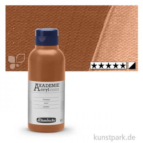 Schmincke AKADEMIE Acrylfarben 250 ml Flasche   655 Siena natur