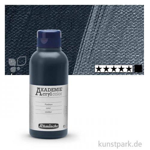 Schmincke AKADEMIE Acrylfarben 250 ml Flasche | 658 Paynesgrau