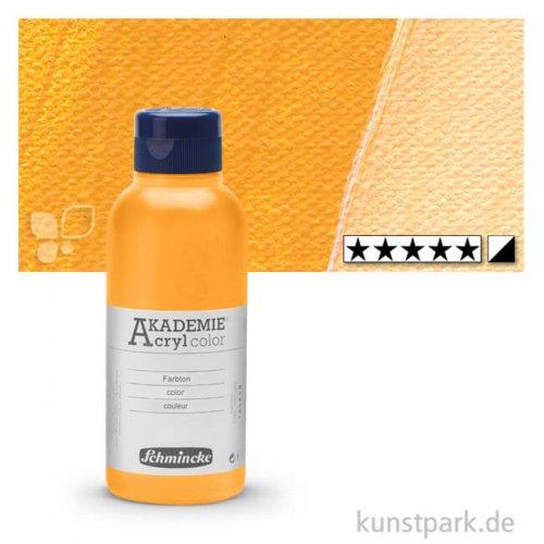 Schmincke AKADEMIE Acrylfarben 250 ml Flasche | 659 Neapelgelb
