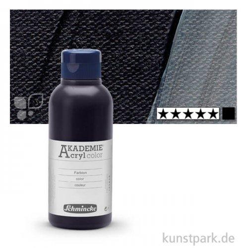 Schmincke AKADEMIE Acrylfarben 250 ml Flasche   771 Lampenschwarz