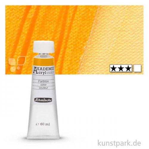 Schmincke AKADEMIE Acrylfarben 60 ml Tube | 226 Indischgelb