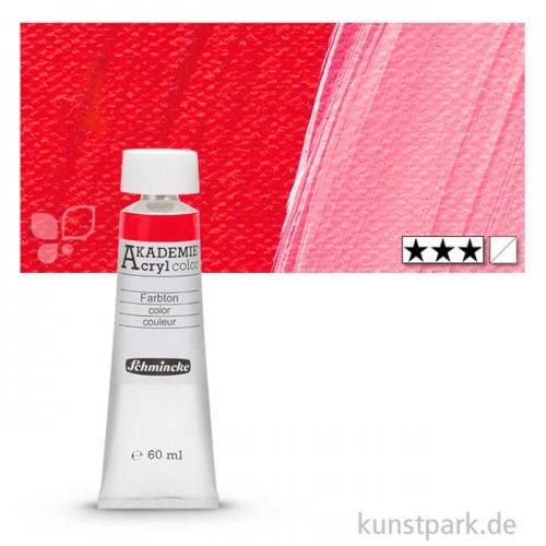 Schmincke AKADEMIE Acrylfarben 60 ml Tube   333 Zinnoberrot