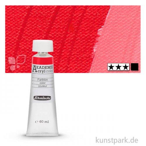 Schmincke AKADEMIE Acrylfarben 60 ml Tube | 335 Kadmiumrotton