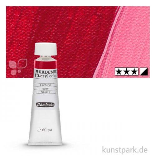 Schmincke AKADEMIE Acrylfarben 60 ml Tube | 341 Kadmiumrotton tief