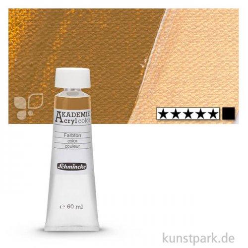 Schmincke AKADEMIE Acrylfarben 60 ml Tube | 656 Umbra Natur hell